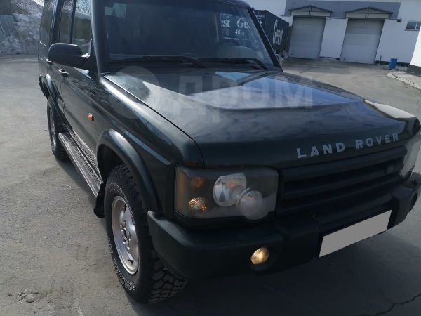 Land Rover Discovery, 2000 год, 285 000 руб.