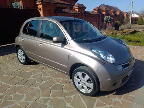 Nissan Micra, 2010 год, 399 000 руб.