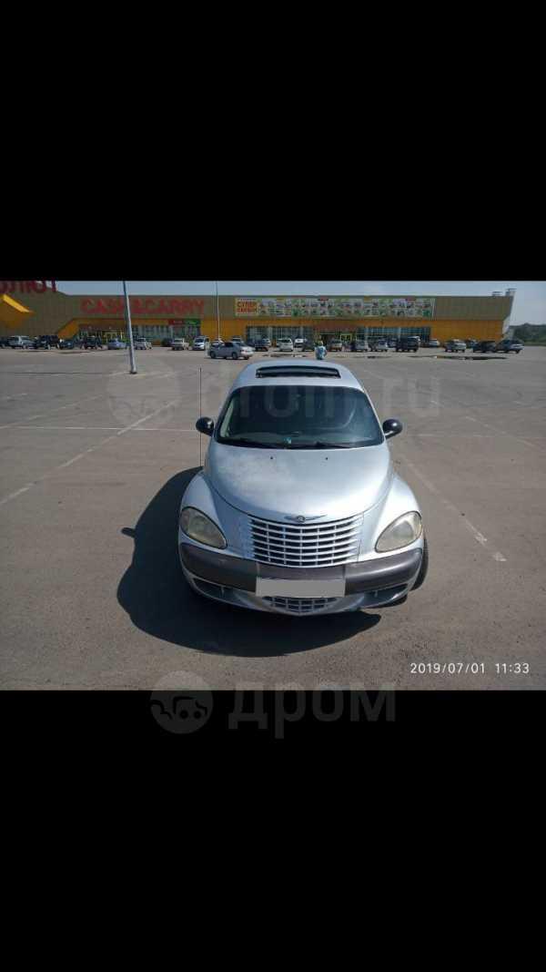 Chrysler PT Cruiser, 2001 год, 285 000 руб.