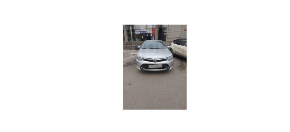 Toyota Camry, 2018 год, 1 377 966 руб.