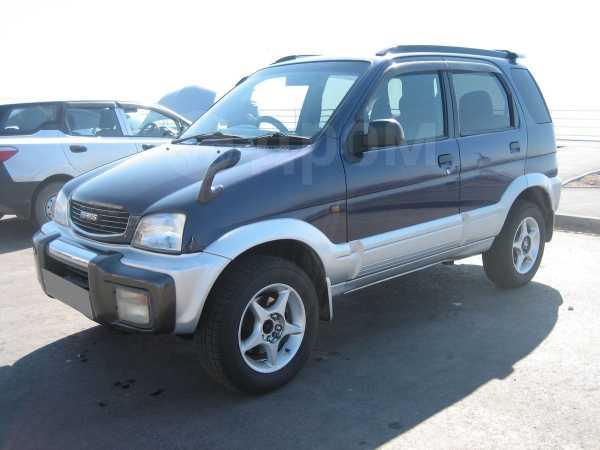 Daihatsu Terios, 1997 год, 270 000 руб.