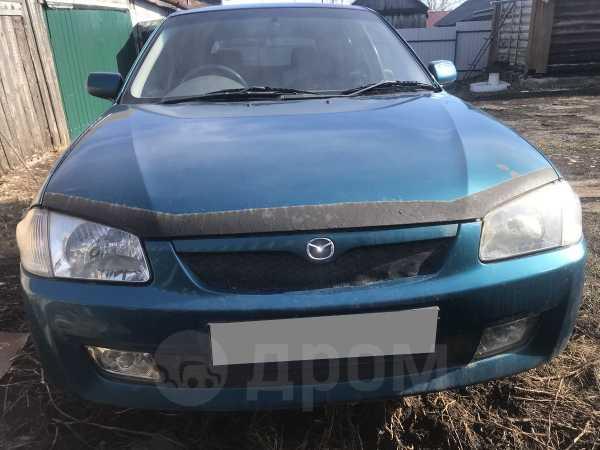 Mazda Familia S-Wagon, 2002 год, 138 500 руб.