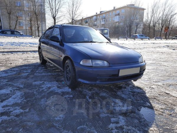 Honda Civic Ferio, 1995 год, 115 000 руб.
