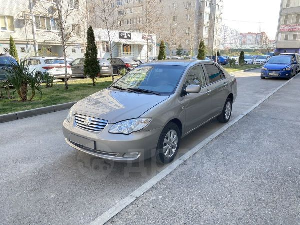 BYD F3, 2012 год, 215 000 руб.