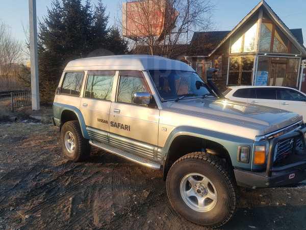 Nissan Safari, 1996 год, 1 299 000 руб.