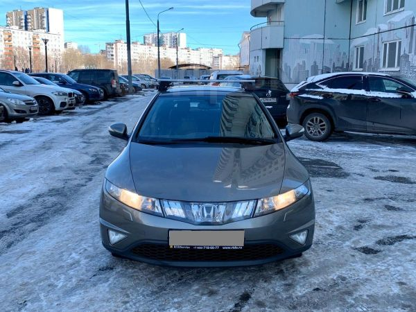 Honda Civic, 2008 год, 445 000 руб.
