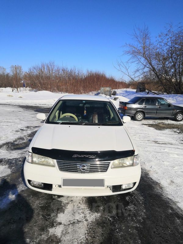 Nissan Sunny, 2003 год, 175 000 руб.