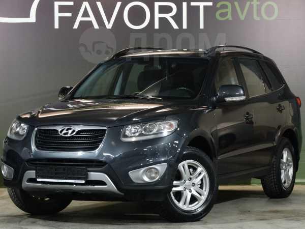 Hyundai Santa Fe, 2012 год, 849 000 руб.