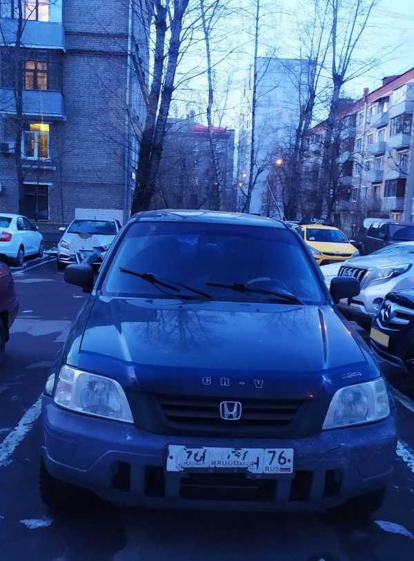 Honda CR-V, 1999 год, 192 000 руб.