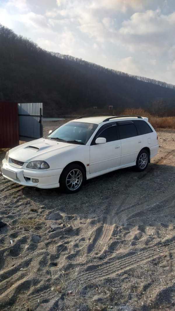 Toyota Caldina, 1998 год, 213 000 руб.