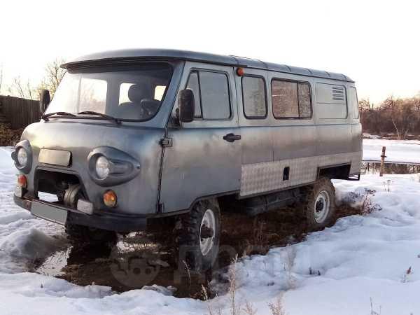 УАЗ Буханка, 2001 год, 280 000 руб.