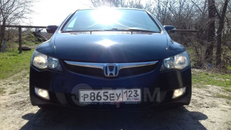 Honda Civic, 2007 год, 467 000 руб.