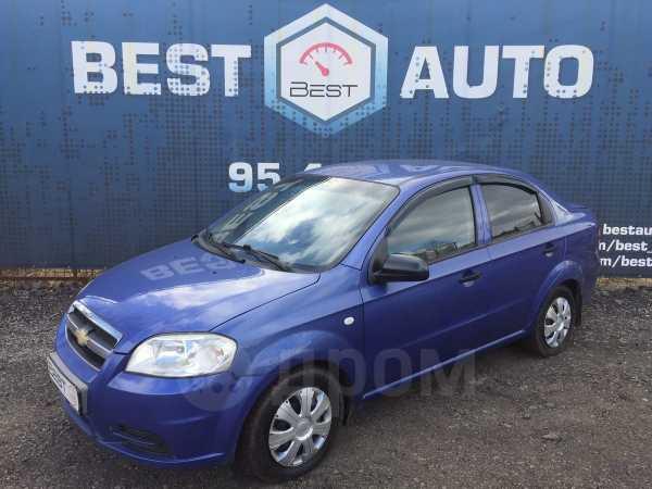 Chevrolet Aveo, 2008 год, 238 000 руб.