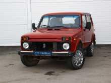 Ульяновск 4x4 2121 Нива 1983