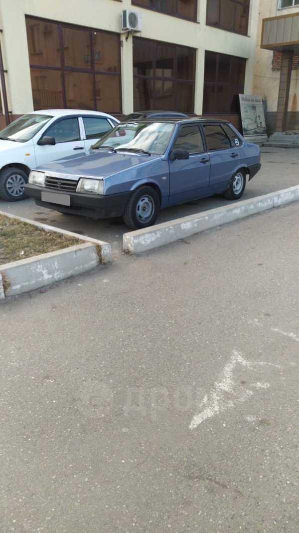 Лада 21099, 1994 год, 35 000 руб.