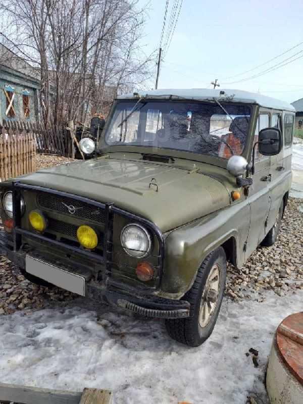 УАЗ 3151, 1996 год, 148 000 руб.
