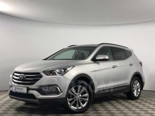 Hyundai Santa Fe, 2017 год, 1 685 000 руб.