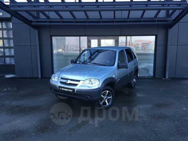 Chevrolet Niva, 2015 год, 325 000 руб.