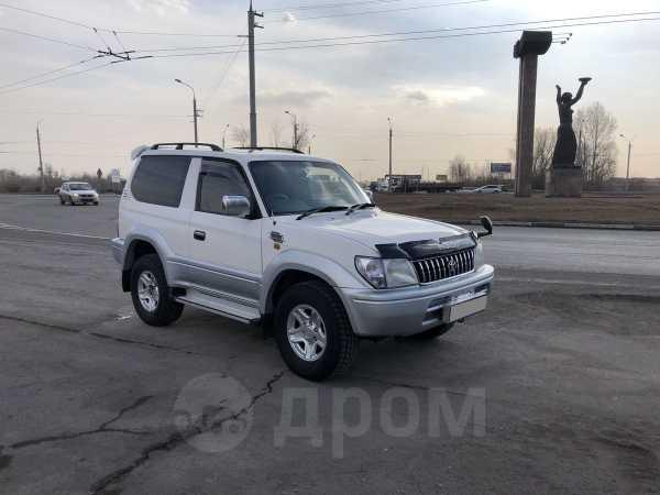 Toyota Land Cruiser Prado, 1997 год, 755 000 руб.