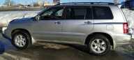 Toyota Highlander, 2002 год, 580 000 руб.