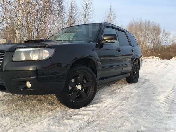 Subaru Forester, 2007 год, 550 000 руб.