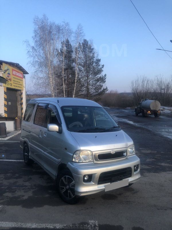 Toyota Sparky, 2000 год, 245 000 руб.