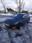 Hyundai Solaris, 2018 год, 900 000 руб.