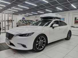 Горно-Алтайск Mazda6 2015