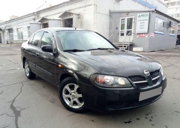 Nissan Almera, 2005 год, 229 000 руб.