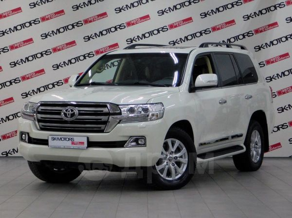 Toyota Land Cruiser, 2016 год, 3 745 550 руб.