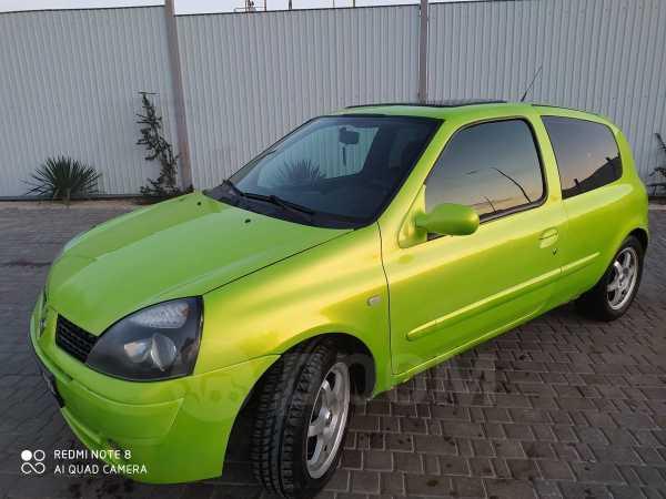 Renault Clio, 2001 год, 170 000 руб.