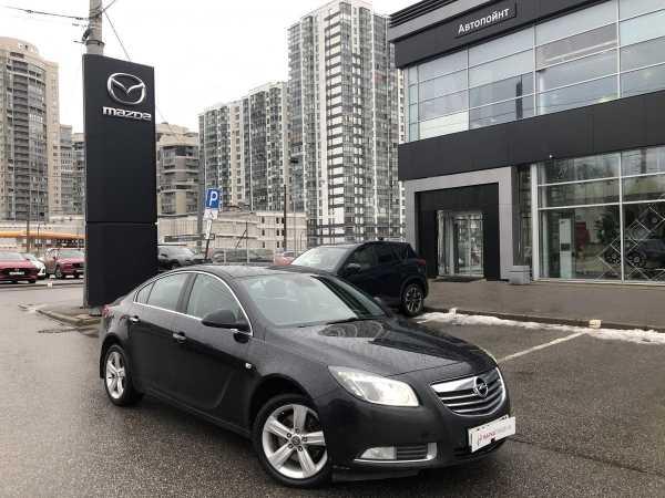 Opel Insignia, 2012 год, 495 000 руб.