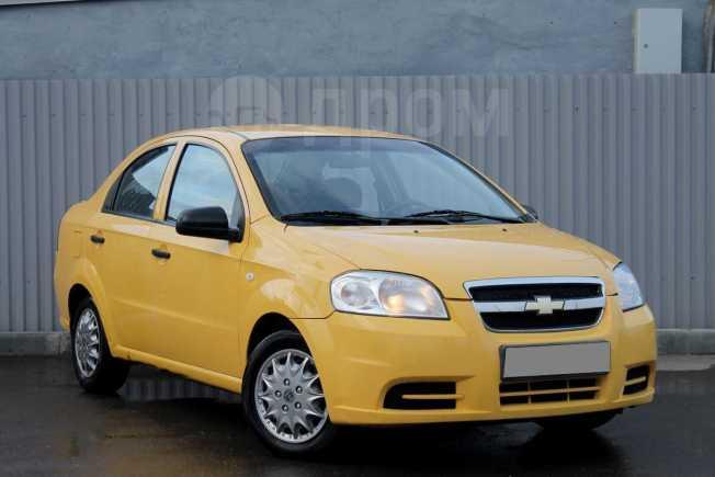 Chevrolet Aveo, 2007 год, 199 999 руб.