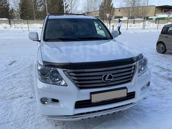 Lexus LX570, 2011 год, 3 000 000 руб.