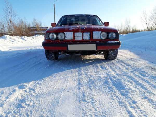 BMW 5-Series, 1990 год, 157 000 руб.