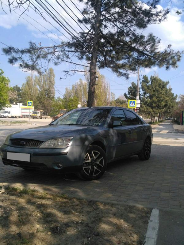 Ford Mondeo, 2001 год, 290 000 руб.