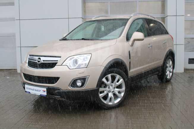 Opel Antara, 2013 год, 662 000 руб.