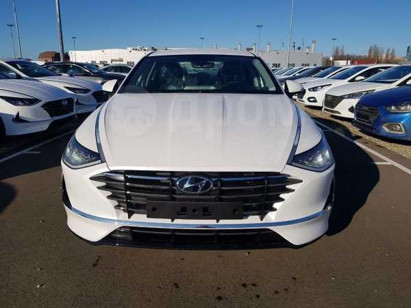 Hyundai Sonata, 2020 год, 2 081 457 руб.