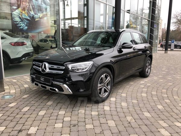 Mercedes-Benz GLC, 2019 год, 2 995 000 руб.