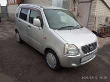Короча Wagon R Solio 2001