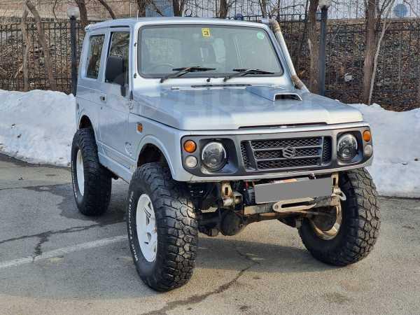 Suzuki Jimny, 1996 год, 500 000 руб.