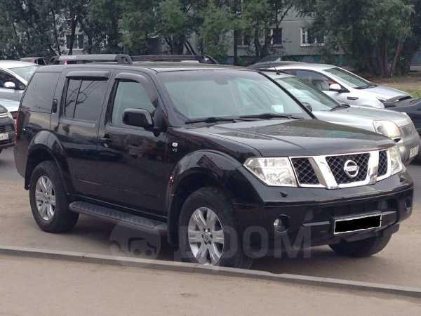 Nissan Pathfinder, 2007 год, 770 000 руб.
