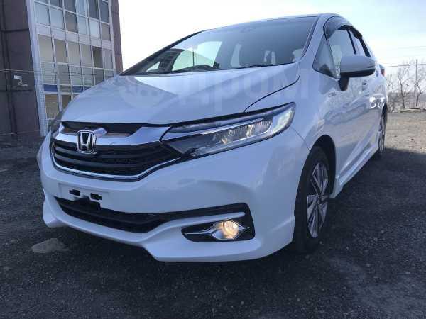 Honda Shuttle, 2017 год, 850 000 руб.