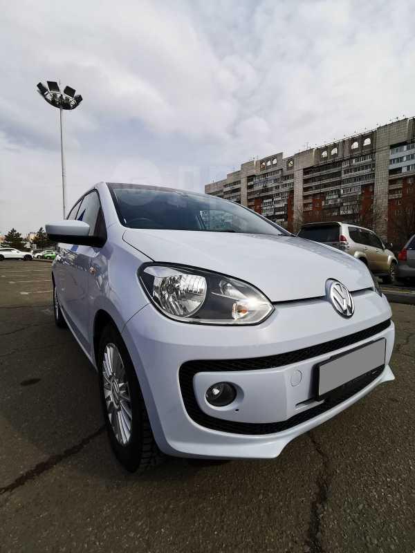 Volkswagen up!, 2013 год, 450 000 руб.