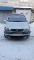 Opel Zafira, 2000 год, 170 000 руб.