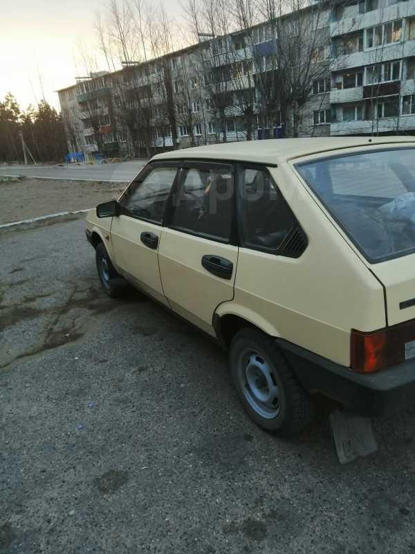 Лада 2109, 1988 год, 85 000 руб.