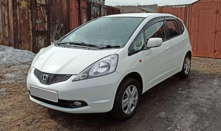 Honda Fit, 2010 год, 465 000 руб.