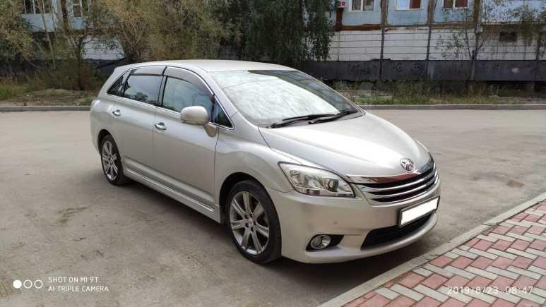 Toyota Mark X Zio, 2009 год, 730 000 руб.