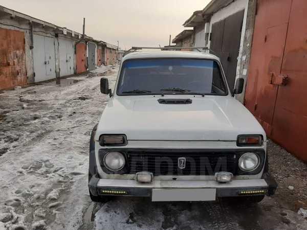 Лада 4x4 2121 Нива, 1996 год, 108 000 руб.