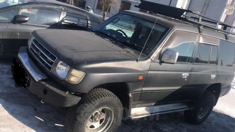 Mitsubishi Pajero, 1999 год, 298 000 руб.